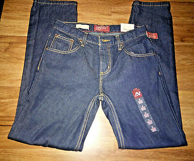 New Juniors Size 16 Regular Blue Jeans by ARIZONA - Skinny Leg, Slim Fit Denim