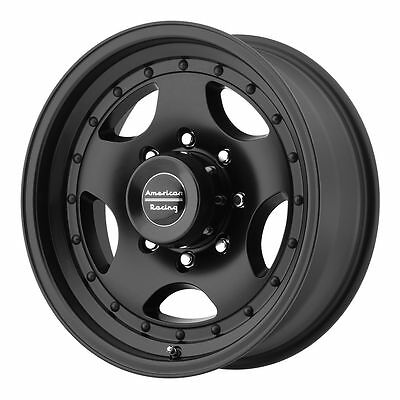 16 5x10 Weld Wheels Racing Typhoon Rims 8x170 Ford Super Duty