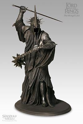 Sideshow Weta THE MORGUL LORD WITCH KING Statue Lord of the Rings LotR Hobbit