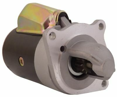 NEW Ford  Tractor Starter 2000 3100 4000 5000 64-75 3139 D1NN11001A