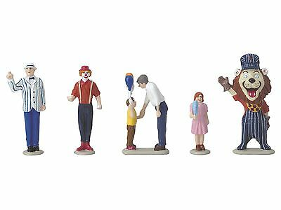 Lionel 6-24124 Carnival People Pack O Gauge Model Trains Figures Accessories