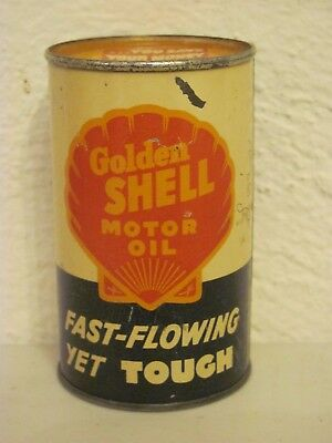Shell Oil Can Bank Gas Pump Sign RARE SUPER SHELL