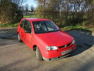 Seat Arosa 1.4 Automatic 12 Month Mot Ideal First Car