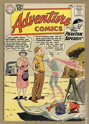 Adventure Comics (1st Series) #283 1961 VG- 3.5