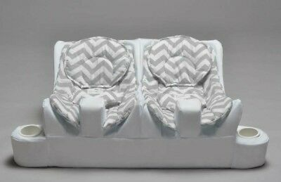 Table for Two Twin feeding system