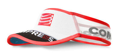Compressport Ultralight Visor V2 One Size White
