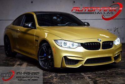 2015 BMW M4 500+ HP Upgraded 2015 Yellow 500+ HP Upgraded!