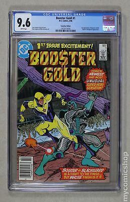 Booster Gold (DC 1st Series) Canadian Price Variant #1 1986 CGC 9.6 1473117016