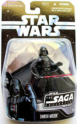 Star Wars The Saga Collection Tsc013 Darth Vader Hoth Attack Hasbro