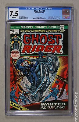 Ghost Rider (1st Series) #1 1973 CGC 7.5 0311158003