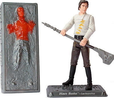 Star Wars The Saga Collection Tsc002 Han Solo Battle Of Carcoon 3,75 Inch Hasbro