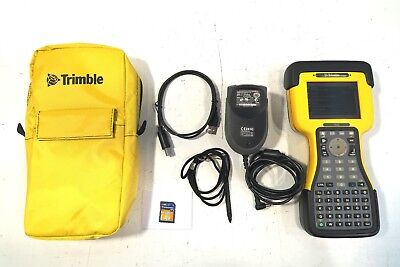 Trimble TSC2 Data Collector BlueTooth, WiFi,  Access 2016.12 w/Roads