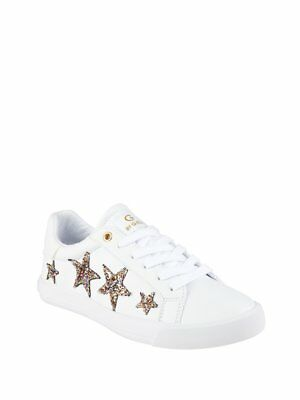 G By Guess Women's Akleigh Star Sneakers