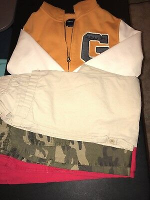 Lot of Youth Boys size 10 pants Children's Place. Gap large hoodie.