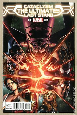 Cataclysm Ultimates Last Stand #3B 2014 VF+ 8.5