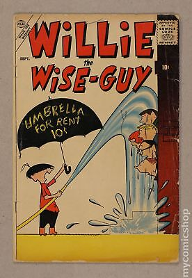 Willie the Wise Guy #1 1957 GD+ 2.5