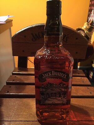 Jack Daniels Scenes From Lynchburg #7 1 Liter-mini Ducks Medal Master Barrel Lem