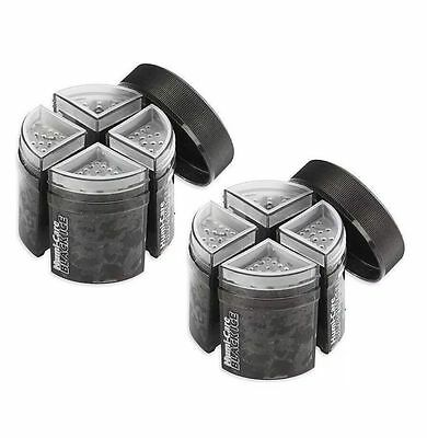 *2 Pack* Humi-Care Black Ice Pie Jar - Humidification Crystal Gel (8oz) *2 Pack*