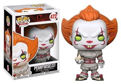 IT 2017 - Pennywise Pop! Vinyl With Boat - FunKo