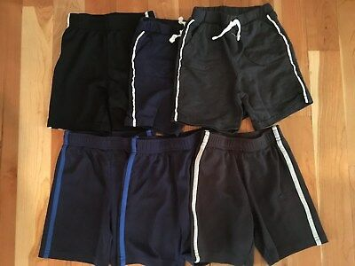 G'ma or Mom Check Out! Lot of 6 Jumping Beans Brand Infant Shorts Size 24 months