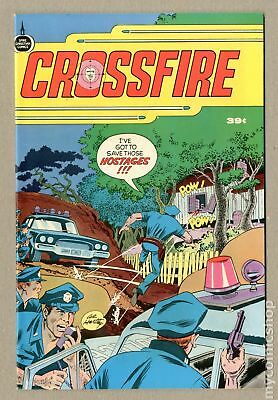 Crossfire (Spire/Barbour) 1SPIRE39 1967 VF 8.0