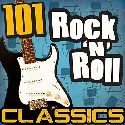 Various Artists - 101 Rock N Roll / Various [New CD] Boxed Set, UK - Import