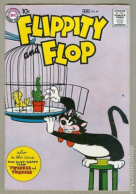 Flippity and Flop #44 1959 VG+ 4.5 Low Grade