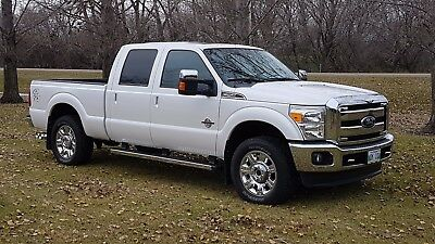 "2016 Ford F-250 Lariat 2016 Ford F-250 Lariat Crew 4x4 with 6.7L Diesel Sun Roof, Nav & 20"" Wheels"