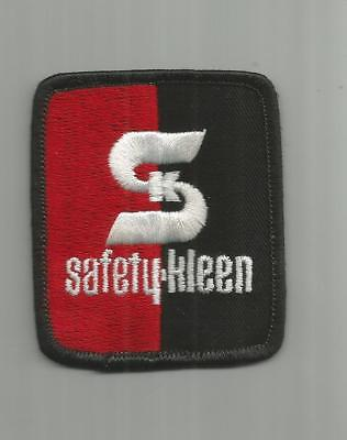 Safety Kleen Company Industrial Waste Management  Patch Unsewn 3 Inches Tall