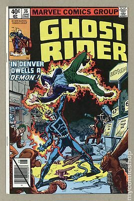 Ghost Rider (1st Series) #36 1979 VF+ 8.5