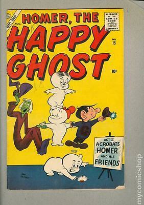 Homer the Happy Ghost (Atlas) #15 1957 VG+ 4.5
