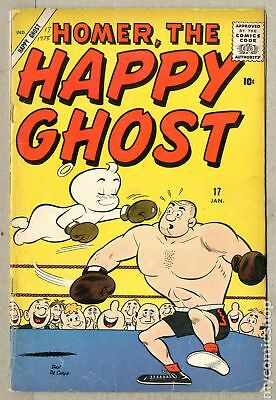 Homer the Happy Ghost (Atlas) #17 1957 GD+ 2.5