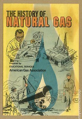 History of Natural Gas #0 1960 VG 4.0 Low Grade