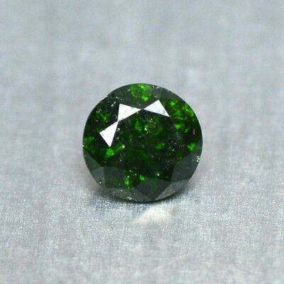 0.09 Cts RARE EXCELLENT SPARKLING GREEN COLOR NATURAL LOOSE DIAMONDS