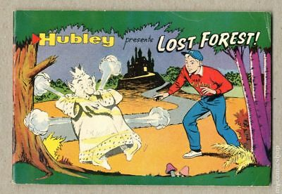 Hubley Presents Lost Forest 1958 VG+ 4.5