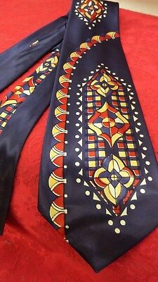 1940's men's vintage  swing necktie-6