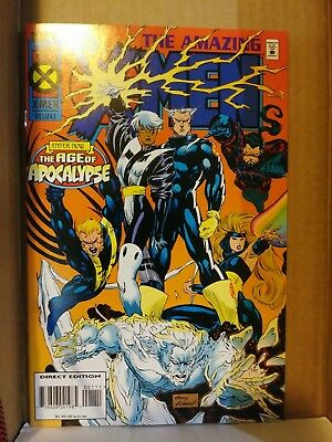 Amazing X-Men #1 (Mar 1995, Marvel) NM/M. Unread. 1st Print.