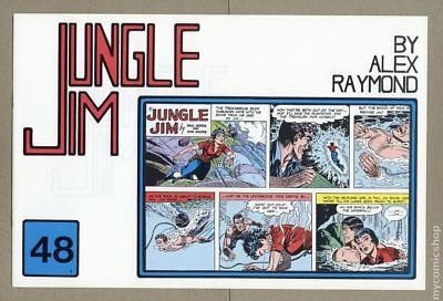 Jungle Jim (Club Anni Trenta) #48 NM- 9.2