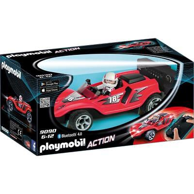playmobil 9090 - RC-Rocket-Racer Action rot Lichteffekte Bluetooth NEU