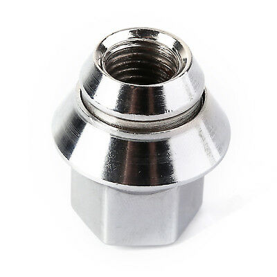 PE1203 Set of 4 Replacement Wheel Nuts M12 x 1.5 With Washer Alloy Wheels Only