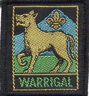 N S W  Scout Badge     Warrigal