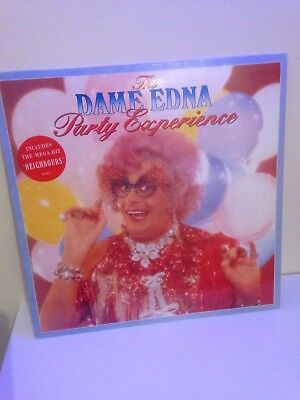 "Ideal for Christmas! ""The Dame Edna Party Experience"" - vinyl LP"