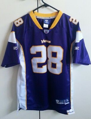 NFL Minnesota Vikings Petersen Jersey