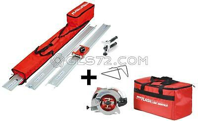 Tile Cutter Manual 340 Cm Montolit Flash Line Evo +  Motor Moto Flash Line 230 V