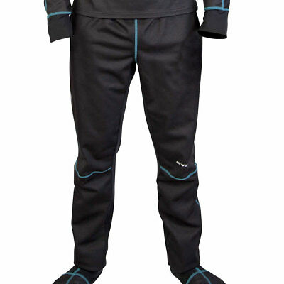 Spada Chill Factor 2 Black Moto Motorcycle Base Layer Ladies Trouser | All Sizes