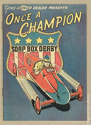 Once a Champion, Soap Box Derby #0 1966 VG/FN 5.0