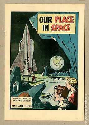 Our Place in Space General Electric giveaway #0 1959 NM 9.4