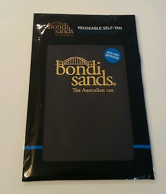 bondi sands tan tanning mitt glove NEW. FAST POST SAME DAY!!