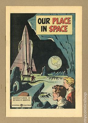 Our Place in Space General Electric giveaway #0 1959 VF- 7.5