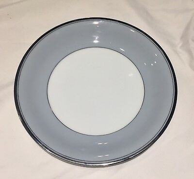 Grace China Graymont (Platinum Trim) Bread & Butter Plate Size: 6 3/8 in 7Set